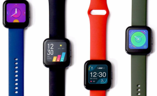 Realme Watch, a new smart watch full function