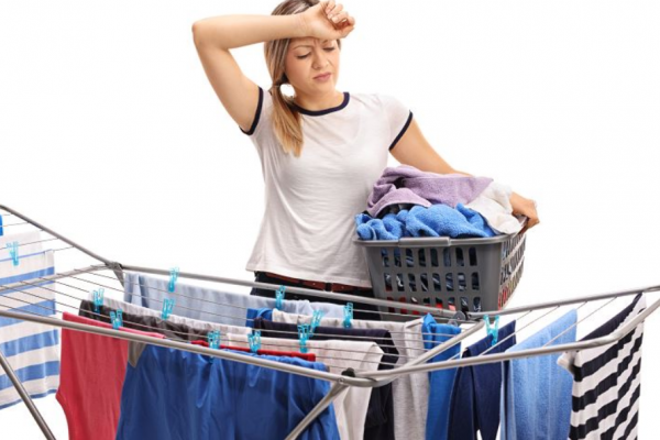 How to clean clothes, that Cause COVID-19