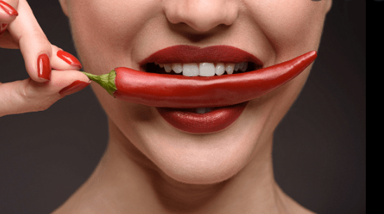 """""""Eating spicy"""" often, What disease is the risk?"""